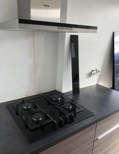 Rénovation d'une cuisine à Brignoud en Isère par par la société Renov'isol