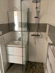 Installation d'une salle de bain à Brignoud en Isère par Renov'isol