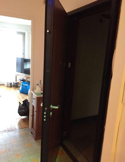 Renov'isol installe vos portes blindées pour renforcer la sécurité de vos maisons à Crolles (38) en région Rhône-Alpes