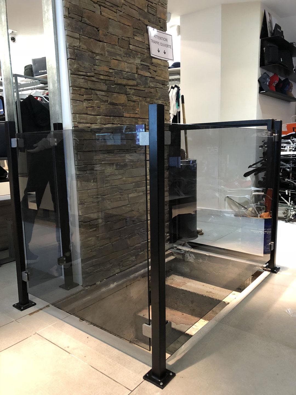 Création d'amenagement interieur sur meusure à Crolles (38) en Isère par Renov'isol